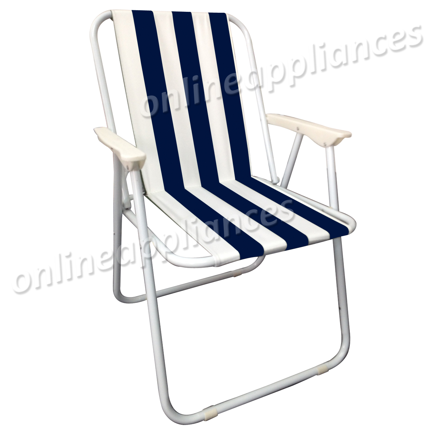 LIGHTWEIGHT FOLDING PORTABLE OUTDOOR GARDEN PATIO BEACH CAMPING CHAIR 8 DESIG