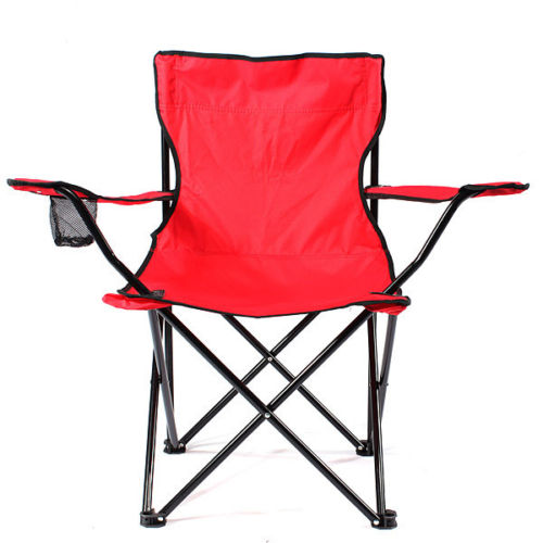 BRAND NEW LIGHTWEIGHT PORTABLE OUTDOOR CAMPING GARDEN FOLDING CHAIR 4 COLOURS