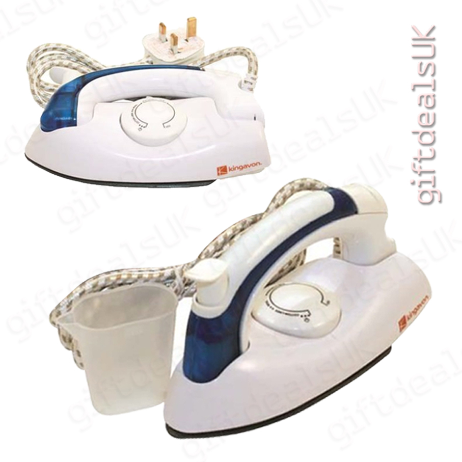 how to clean soleplate of steam iron