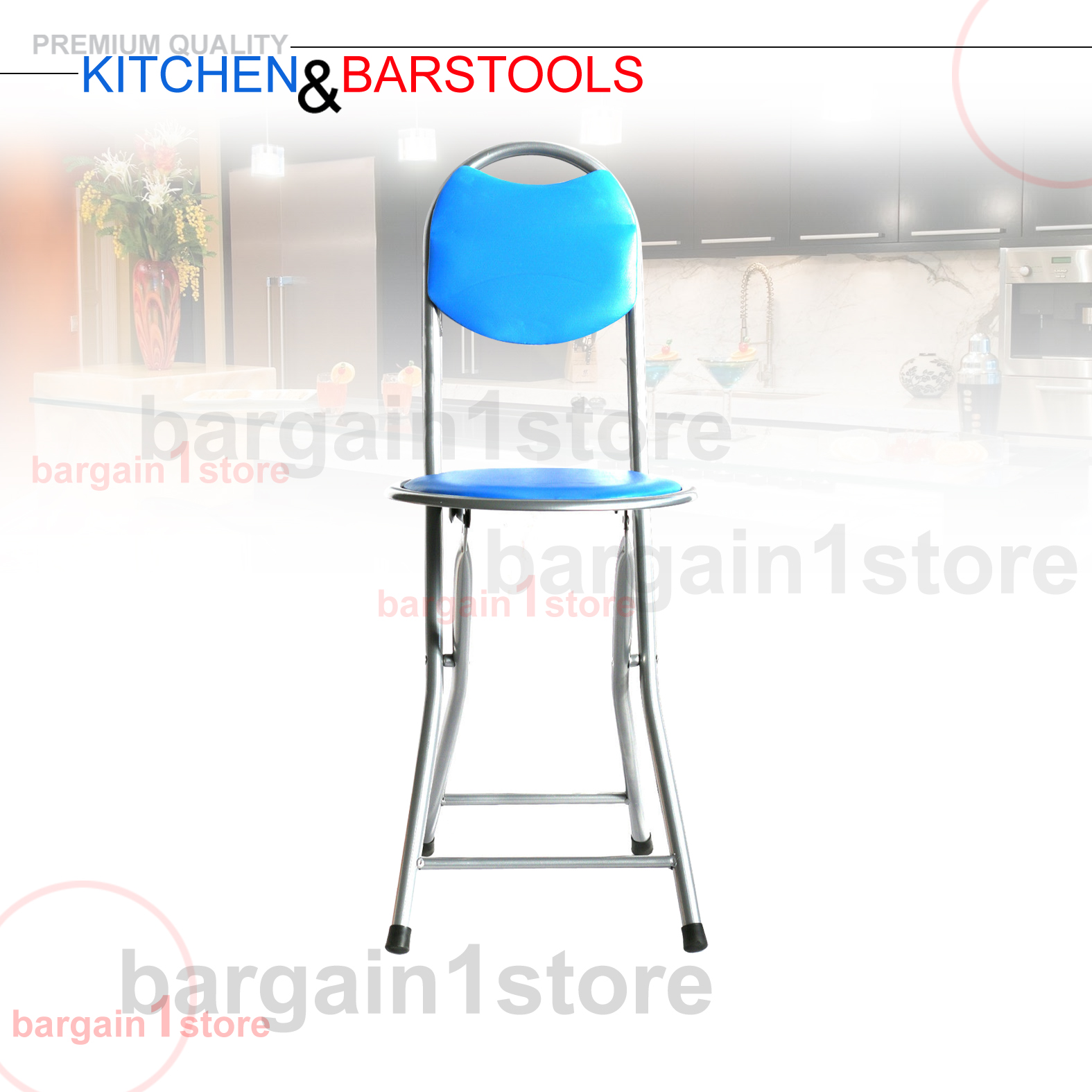 CONTEMPORARY STYLE HOME KITCHEN BAR STOOLS BREAKFAST  : CHAIR01blue from www.ebay.co.uk size 1575 x 1575 jpeg 624kB