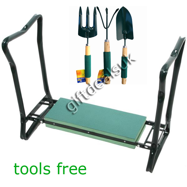 What Is The Best Garden Stool And Kneeler
