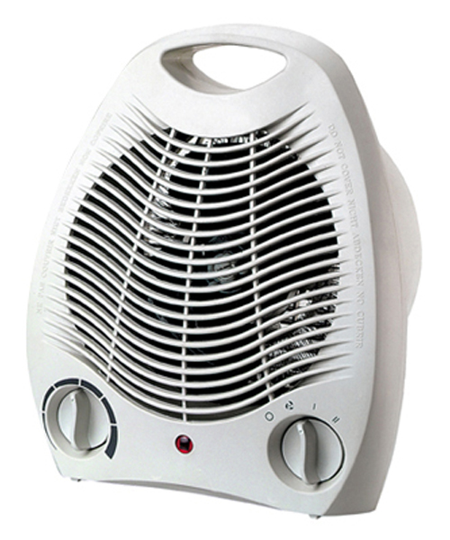 1000w 2000w electric fan heater hot cool portable silent blow white box newstyle ebay - Ventilateur air chaud silencieux ...