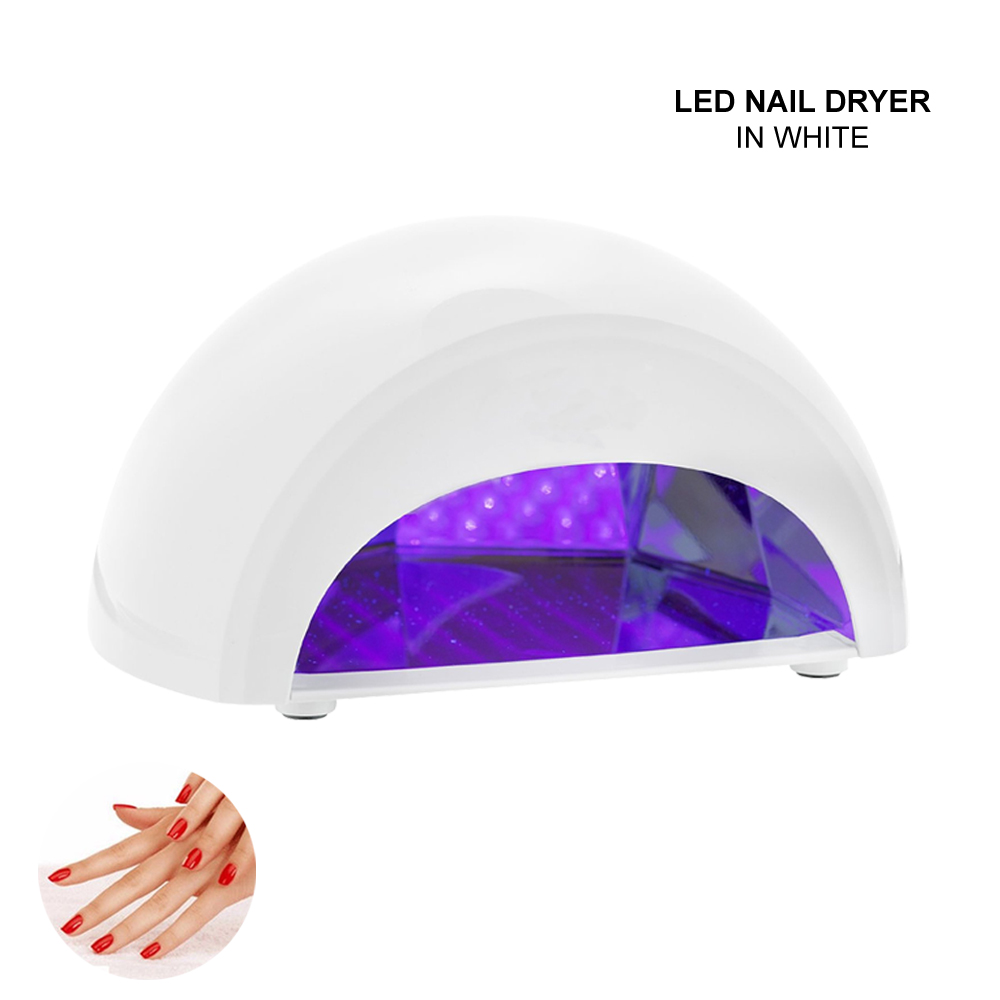 PROFESSIONAL LED LAMP NAIL DRYER GEL POLISH CURING HEALTH
